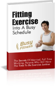 exercise for a busy schedule